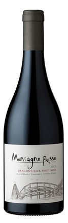 2015 Dragon's Back Pinot Noir