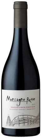2016 Dragon's Back Pinot Noir