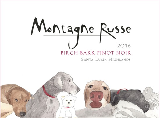 2016 Birch Bark Pinot Noir