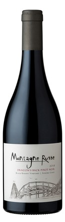 2018 Dragon's Back Pinot Noir