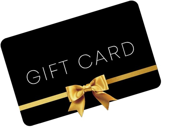 Gift Card ($25-$150)