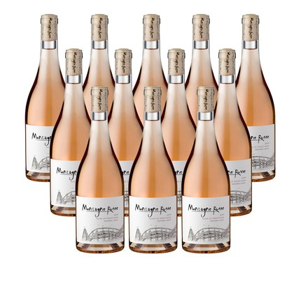 2019 Sonoma Coast Rose - 12 Bottles