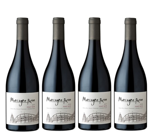 Spring Hill Ranch Pinot Noir Vertical