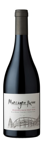 2017 Dragon's Back Pinot Noir